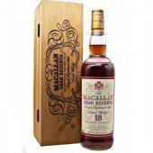 Macallan 18 year old Gran Reserva 1980 at whiskys.co.uk