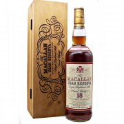 Macallan 18 year old Gran Reserva 1980 at whiskys.co.uk