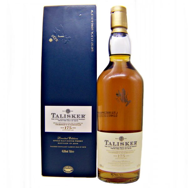 Talisker 175th Anniversary Limited Edition Bottled 2005