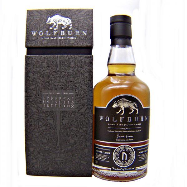Wolfburn Kylver Series 2nd Batch