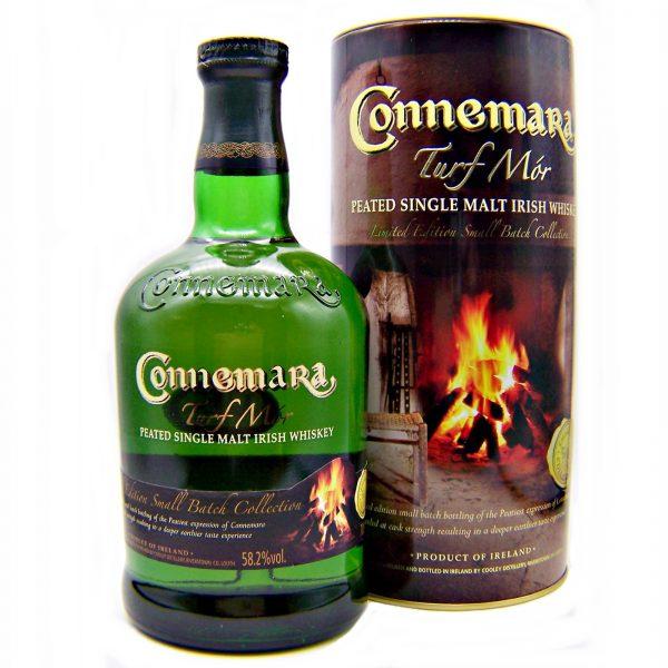 Connemara Turf Mor Cask Strength