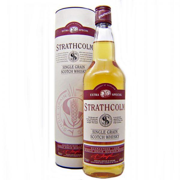 Strathcolm Single Grain Scotch Whisky