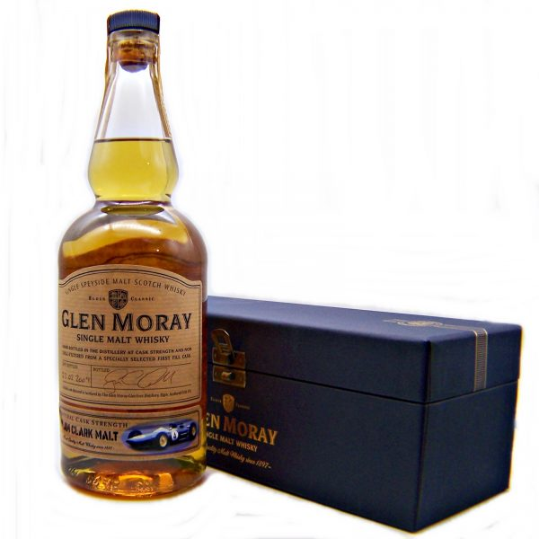 "Glen Moray "" The Jim Clark Malt"""