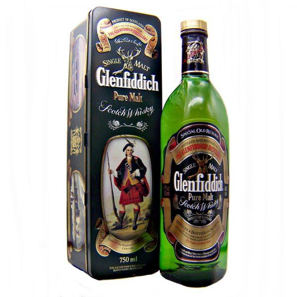 Glenfiddich Clan Cameron Malt Whisky