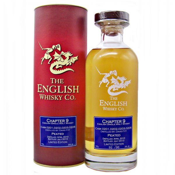 English Whisky Chapter 9 Cask Strength Single Malt Whisky
