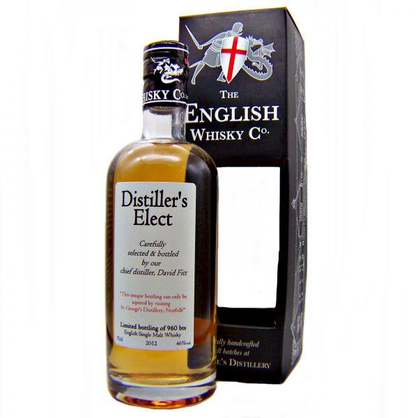 English Whisky 2012 Distiller's Elect