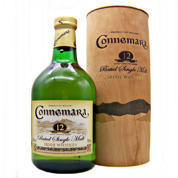 Connemara 12 year old Peated Single Malt Whiskey