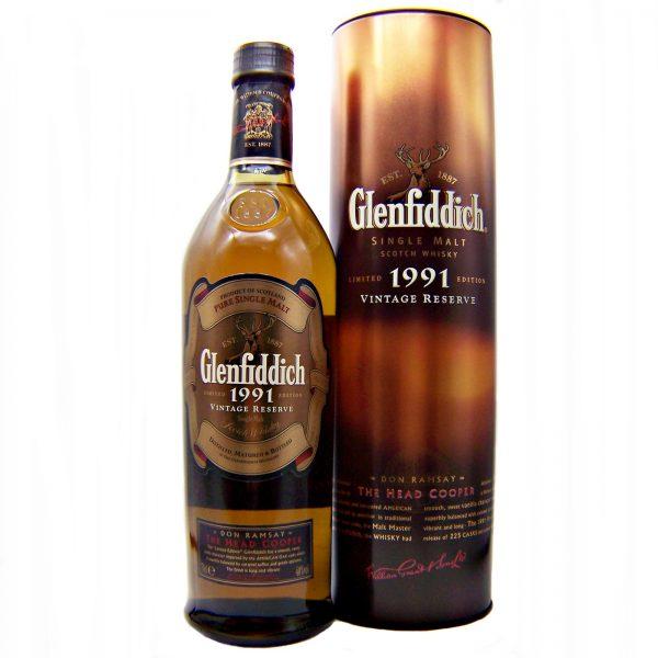 Glenfiddich 1991 Don Ramsay Limited Edition