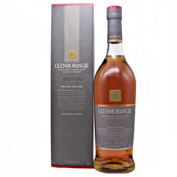 Glenmorangie Artein Private Edition