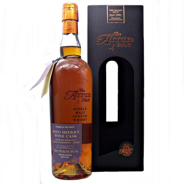 Arran Fino Sherry Wine Cask 2007 Limited Edition