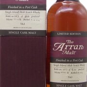 Arran Finished in a Port Cask Limited Edition
