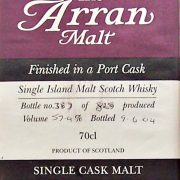 Arran Single Malt Whisky Limited Edition