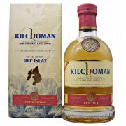 Kilchoman 100% Islay 3rd Edition at whiskys.co.uk
