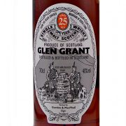 Glen Grant 25 year old Single Malt Whisky Gordon & MacPhail
