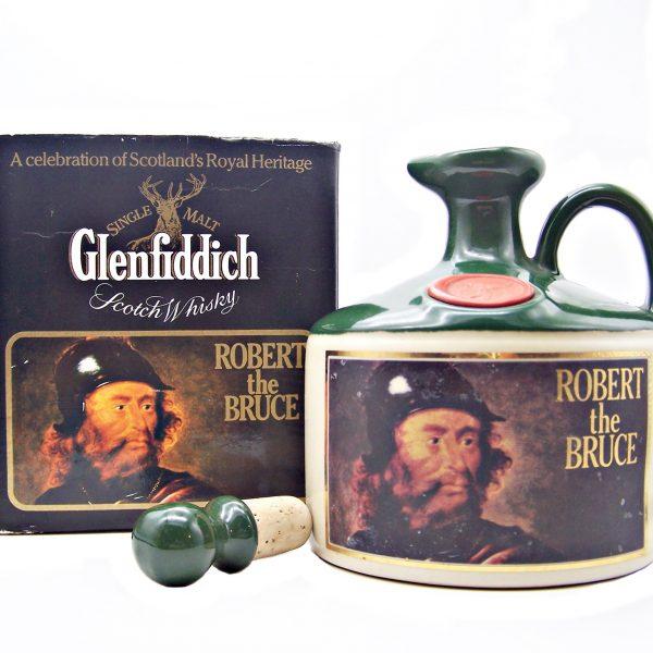 Glenfiddich Robert the Bruce Flagon Single Malt Whisky