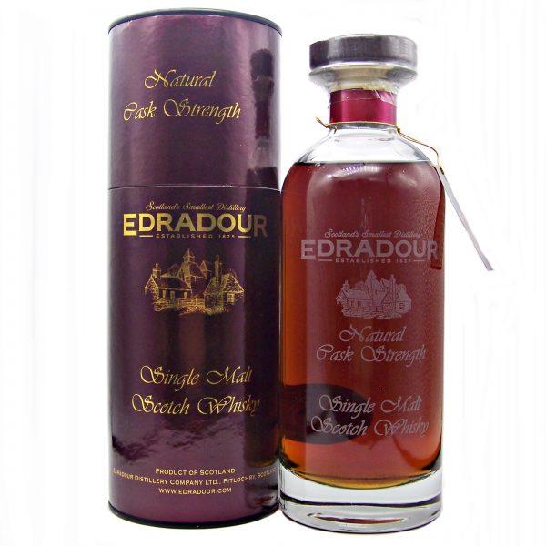 Edradour Natural Cask Strength 1997