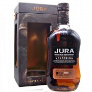 Jura One and All 20 year old Limited Edition at whiskys.co.uk
