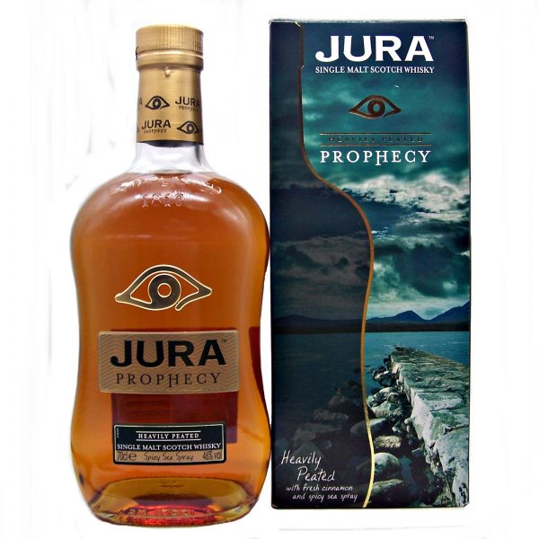 Jura Prophecy Heavily Peated Single Malt Whisky