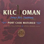 Kilchoman Port Cask Matured 2011 First Edition