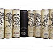 Game of Thrones Whisky Collection at whiskys.co.uk