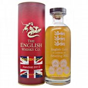 English Gold to celebrate an Amazing 2012 at whiskys.co.uk