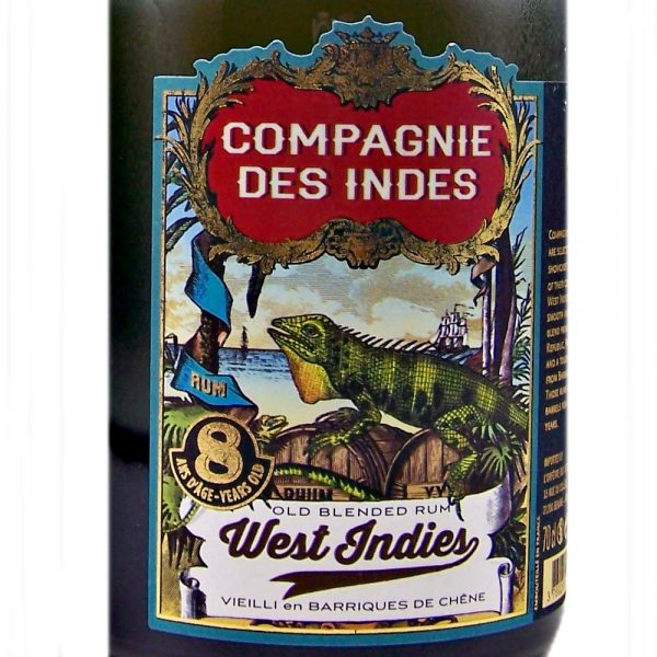 8 year old West Indian Rum