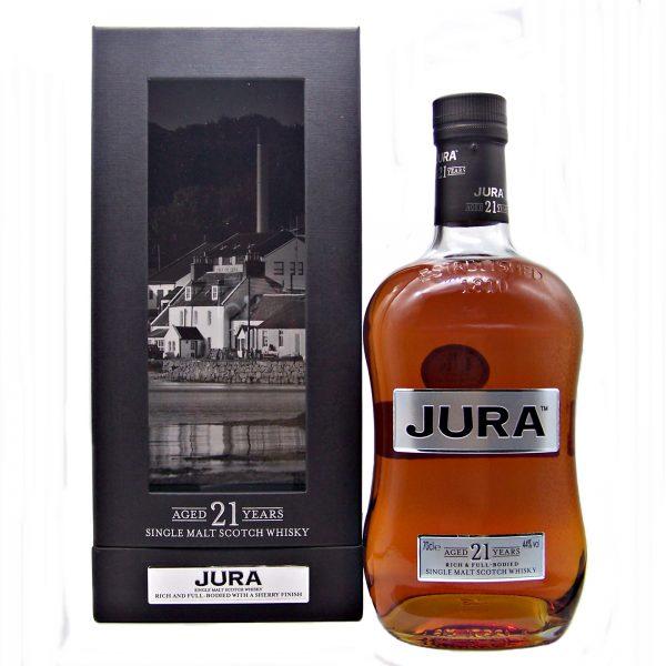 Jura 21 year old Single Malt Whisky