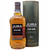 Jura Seven Wood Single Malt Whisky at whiskys.co.uk