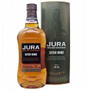 Jura Seven Wood Single Malt Whisky at whiskys.co.uk