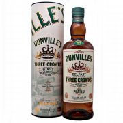 Dunville's Three Crowns Peated Irish Whiskey at whiskys.co.uk