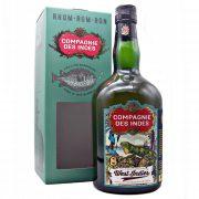 Campagnie Des Indes 8 year old West Indies Rum at whiskys.co.uk