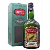 Campagnie Des Indes 5 year old Latino Rum at whiskys.co.uk