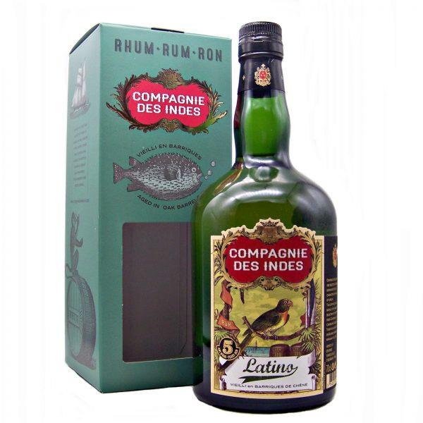 Campagnie Des Indes 5 year old Latino Rum