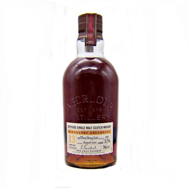 Aberlour 13 year old Distillery Exclusive