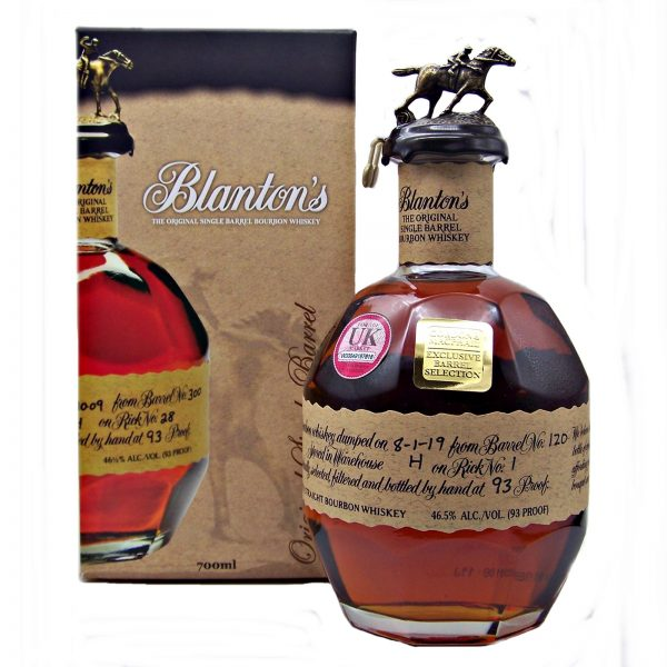 Blantons Barrel Pick #120 Gordon & MacPhail Exclusive