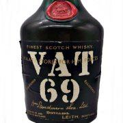 VAT 69 Finest Scotch Whisky 1950's N.A.A.F.I.