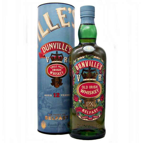 Dunville's 12 year old Very Rare Irish Whiskey