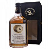 Port Ellen 22 year old 1976 Signatory Vintage Single Malt Scotch Whisky at whiskys.co.uk