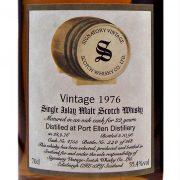 Port Ellen 22 year old 1976 Signatory Vintage