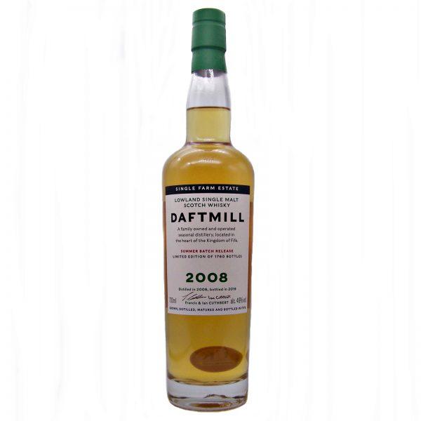 Daftmill 2008 Summer Batch Release
