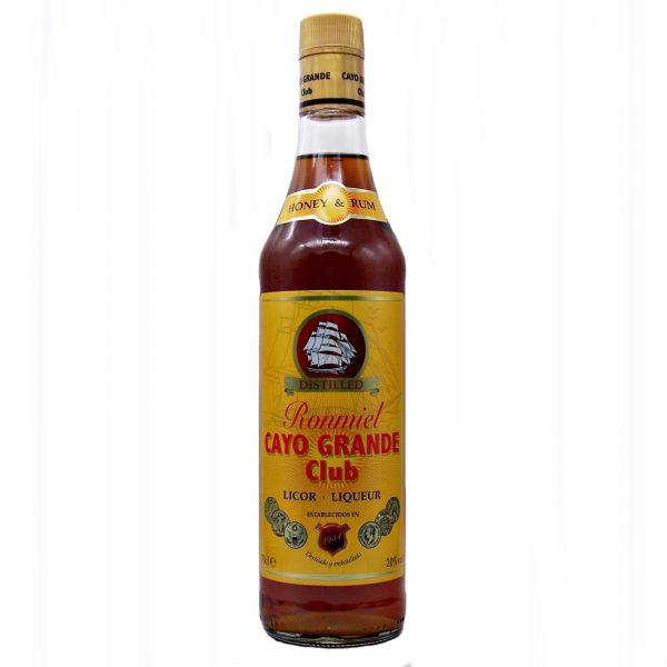 Cayo Grande Club Honey Rum