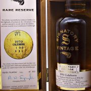 Coleburn 1970 Signatory Vintage Scotch Whisky