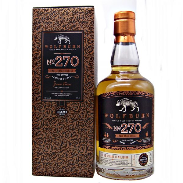 Wolfburn No.270 Small Batch Release