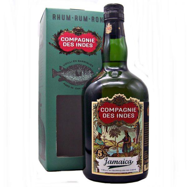 Campagnie Des Indes 5 year old Jamaican Rum