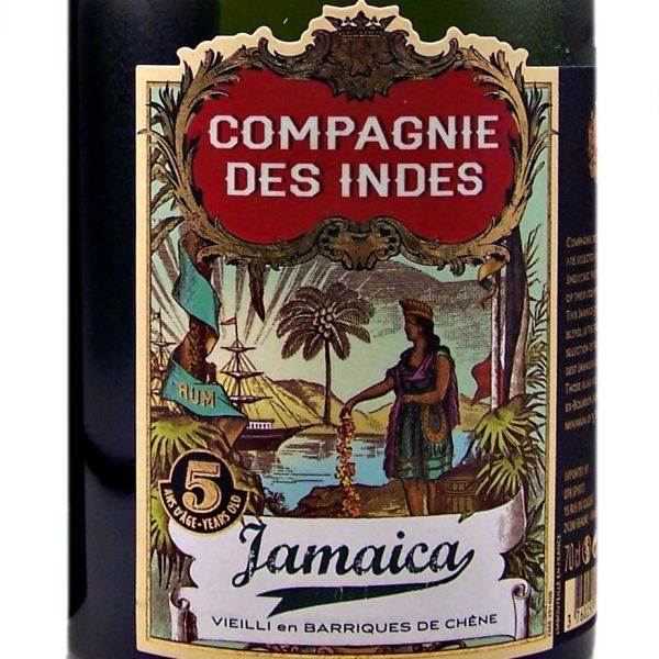 Campagnie Des Indes 5 year old Jamaica Rum