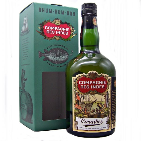 Campagnie Des Indes Caraibes Blended Rum