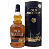Old Pulteney 17 year old Single Malt Whisky at whiskys.co.uk