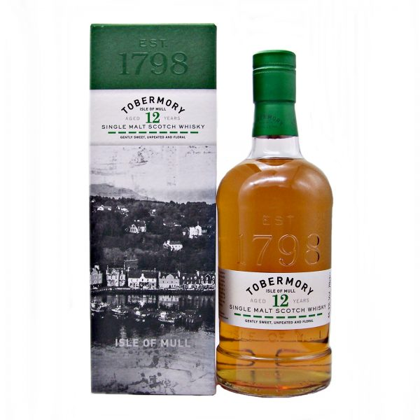 Tobermory 12 year old Single Malt Whisky