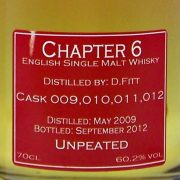 English Whisky Chapter 6 Cask Strength