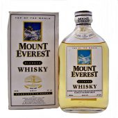 Mount Everest Whisky at whiskys.co.uk